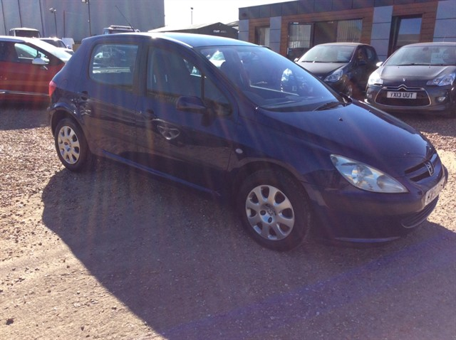 Peugeot 307 for sale