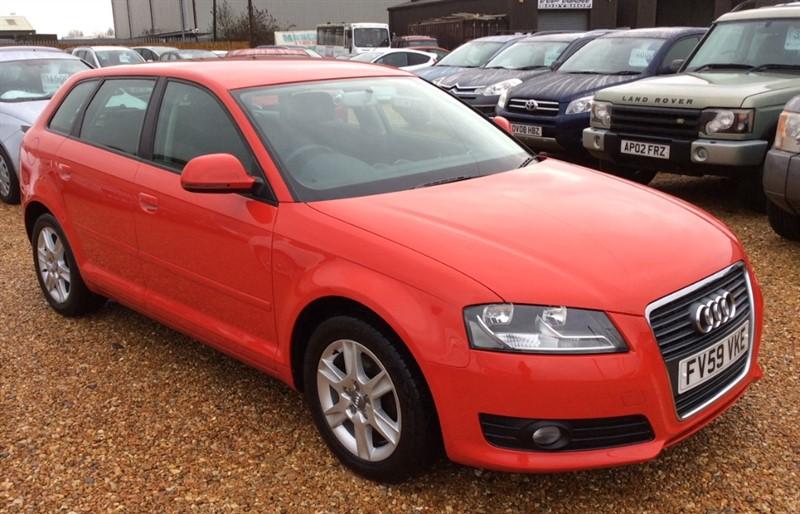 used Audi A3 TFSI SE in cambridgeshire