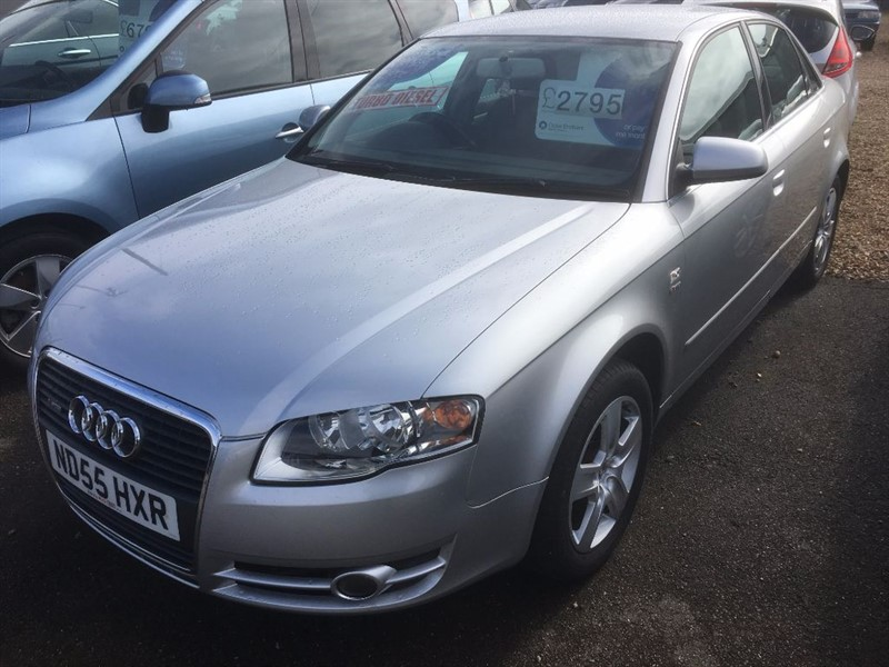 used Audi A4 TDI SE in cambridgeshire