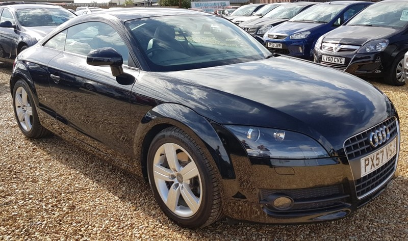 used Audi TT TFSI in cambridgeshire