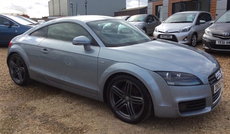 used Audi TT TDI QUATTRO S LINE in cambridgeshire