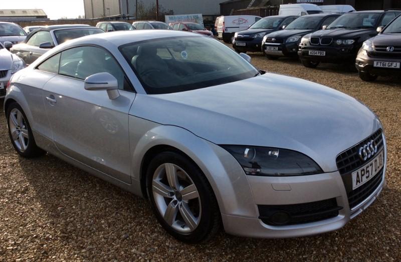 used Audi TT TFSI in cambridgeshire