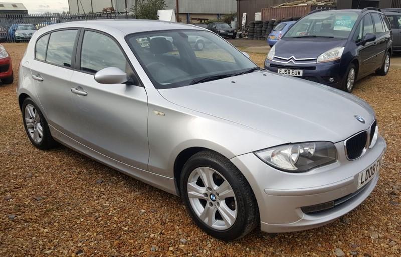 used BMW 118d SE in cambridgeshire