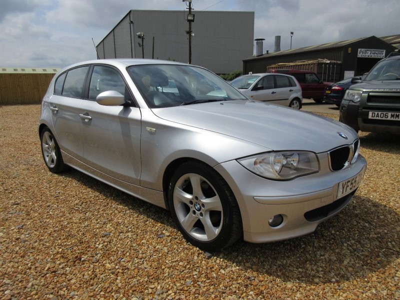 used BMW 120d SPORT in cambridgeshire