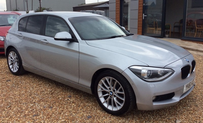used BMW 120d SE in cambridgeshire