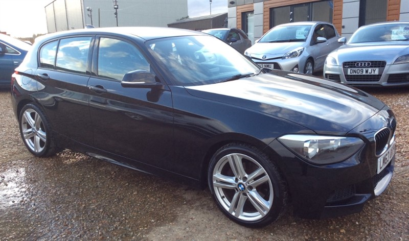used BMW 120d M SPORT in cambridgeshire
