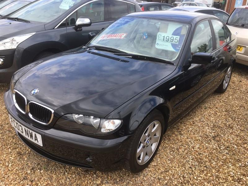 used BMW 318i SE in cambridgeshire