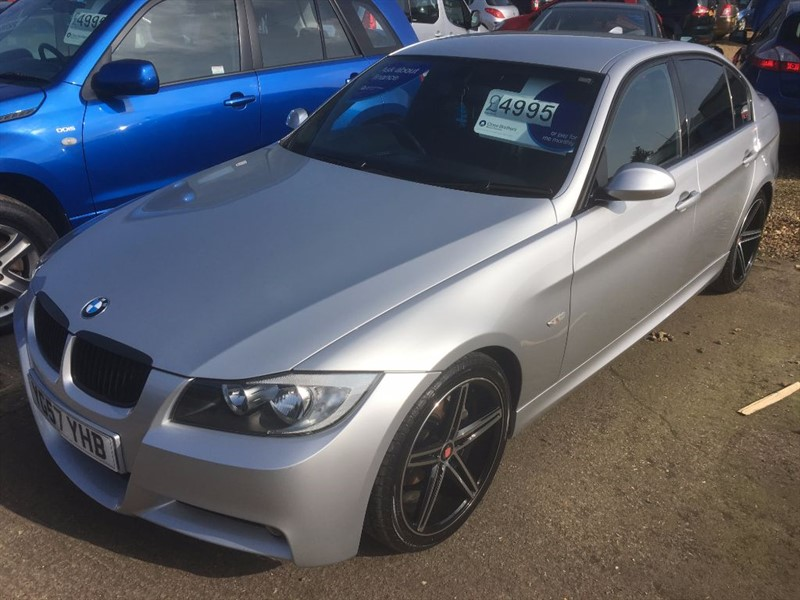 used BMW 320d M SPORT in cambridgeshire