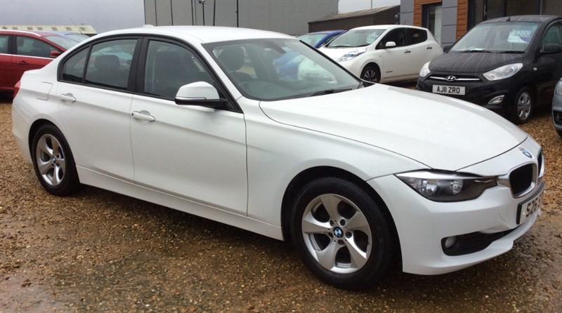 used BMW 320d EFFICIENTDYNAMICS in cambridgeshire