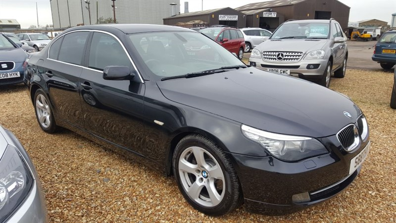 used BMW 525d SE in cambridgeshire