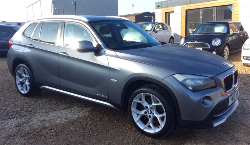 used BMW X1 SDRIVE20D SE in cambridgeshire