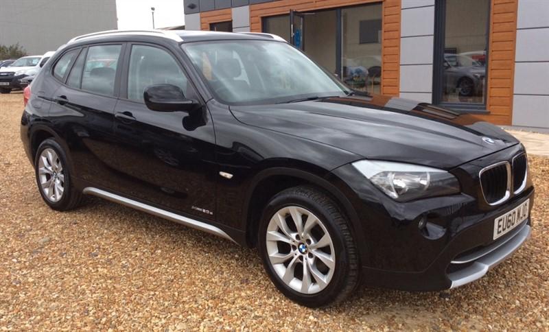 used BMW X1 XDRIVE20D SE in cambridgeshire