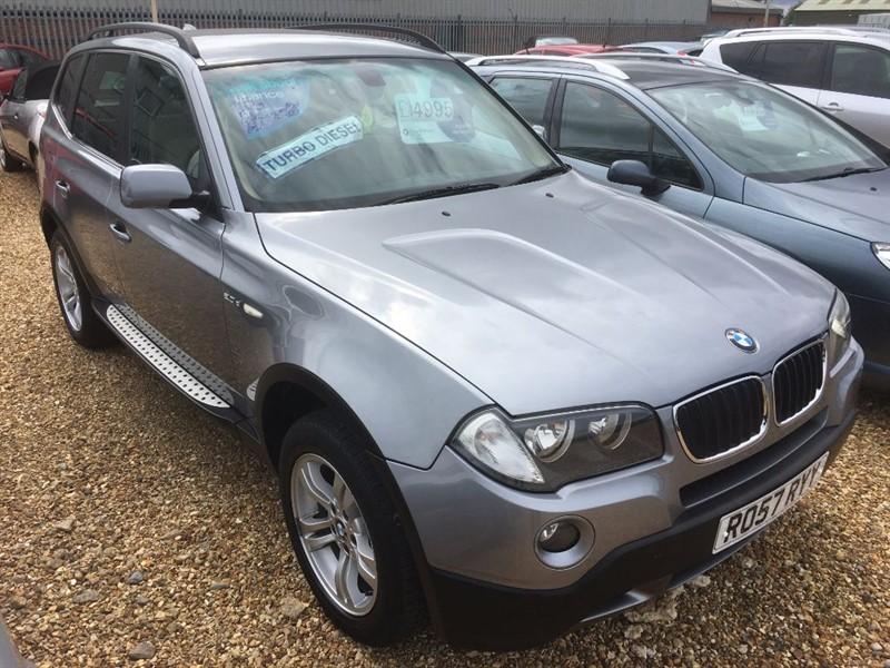 used BMW X3 D SE in cambridgeshire