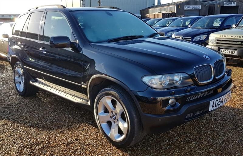 used BMW X5 M SPORT in cambridgeshire