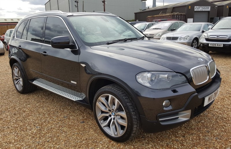 used BMW X5 XDRIVE35D 10-YEAR EDITION in cambridgeshire