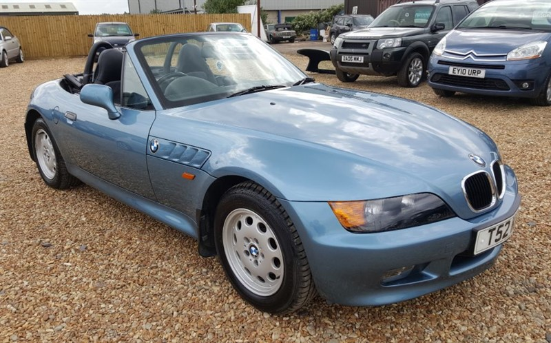 used BMW Z3 ROADSTER in cambridgeshire