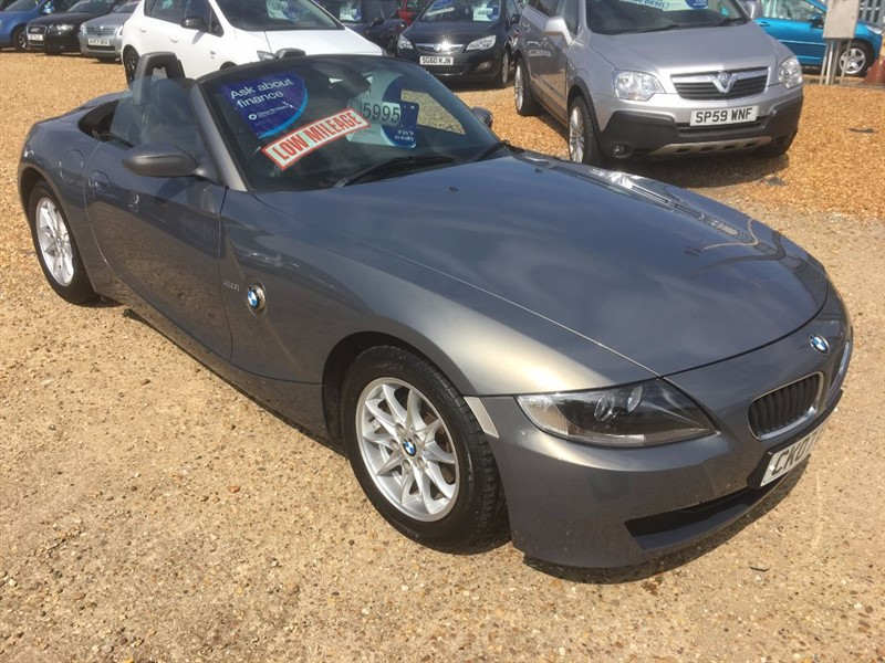 used BMW Z4 SE ROADSTER in cambridgeshire