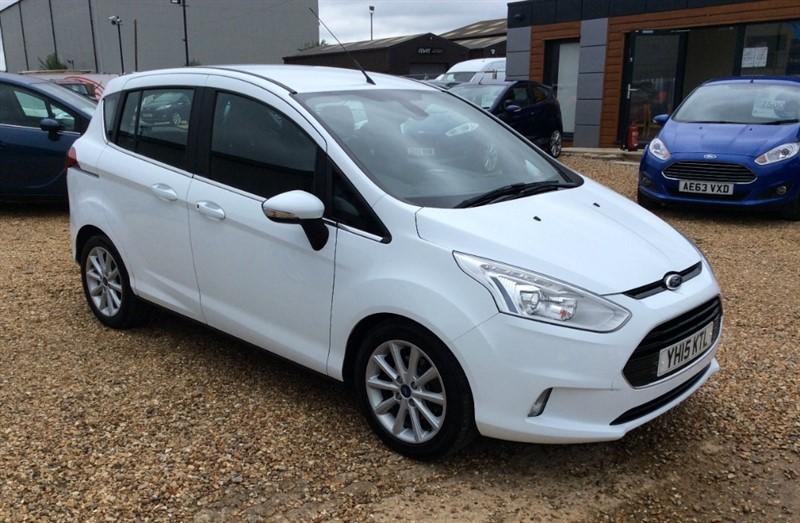 used Ford B-Max TITANIUM in cambridgeshire