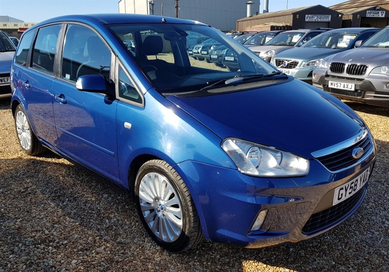 used Ford C-Max TITANIUM 136 in cambridgeshire