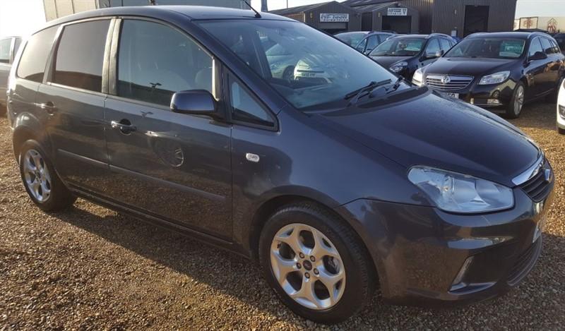 used Ford C-Max ZETEC in cambridgeshire