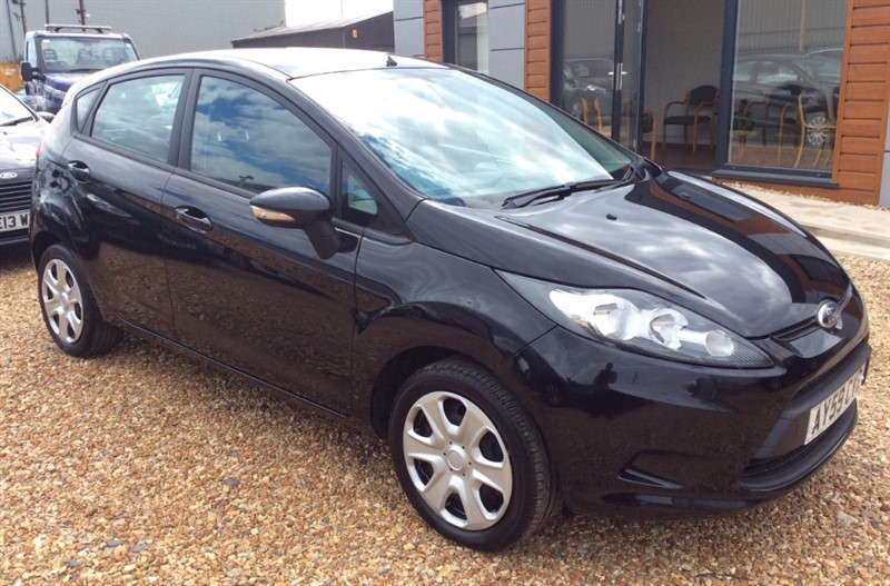 used Ford Fiesta STYLE PLUS in cambridgeshire