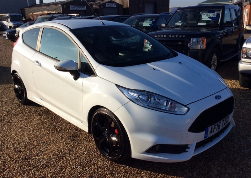 used Ford Fiesta ST-3 in cambridgeshire