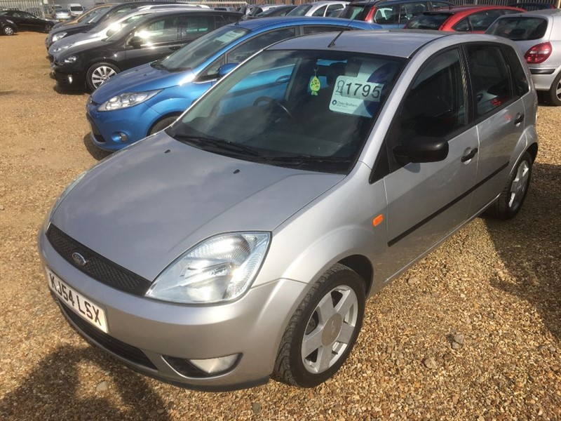 used Ford Fiesta FLAME 16V in cambridgeshire