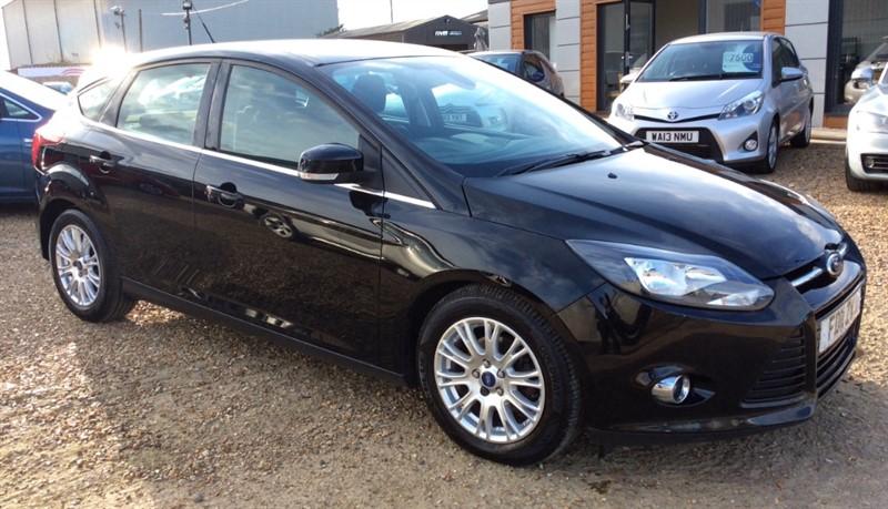 used Ford Focus TITANIUM TDCI in cambridgeshire