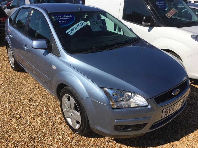 used Ford Focus STYLE DIESEL in cambridgeshire