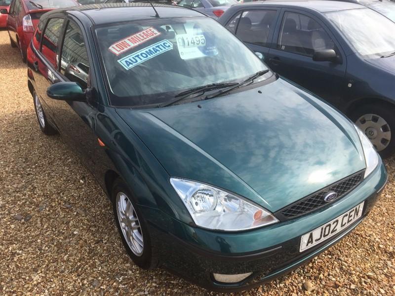 used Ford Focus LX in cambridgeshire