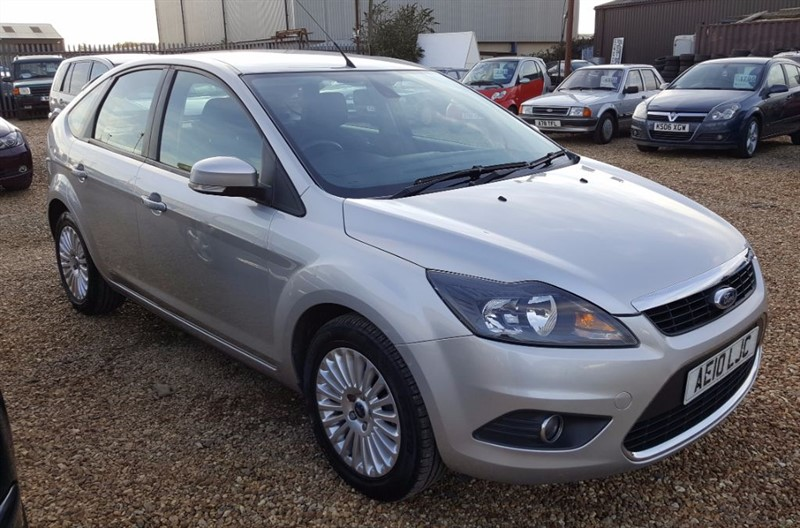 used Ford Focus TITANIUM in cambridgeshire