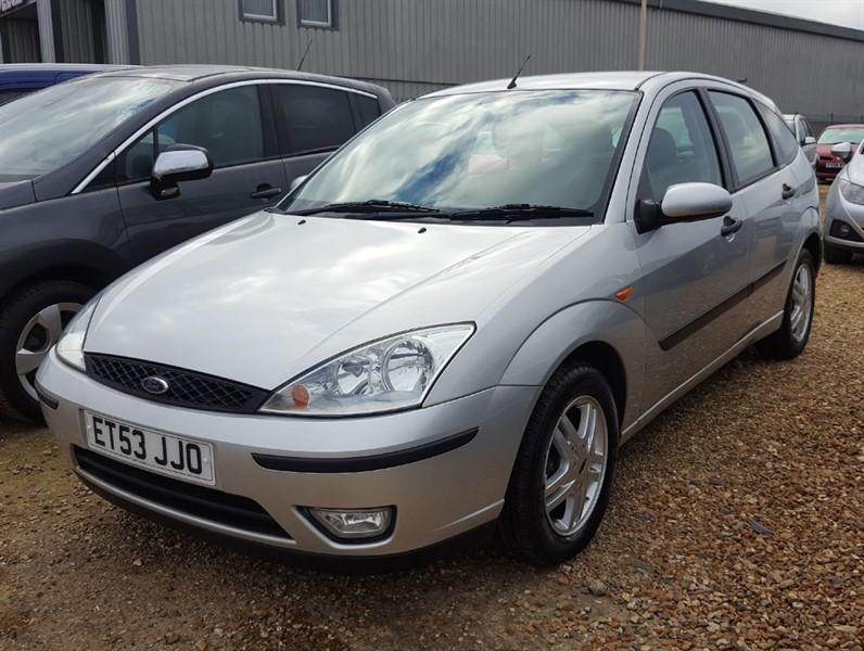 used Ford Focus ZETEC in cambridgeshire