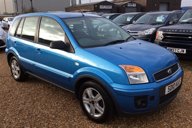 used Ford Fusion ZETEC TDCI in cambridgeshire