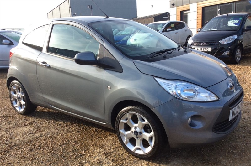 used Ford KA TITANIUM in cambridgeshire