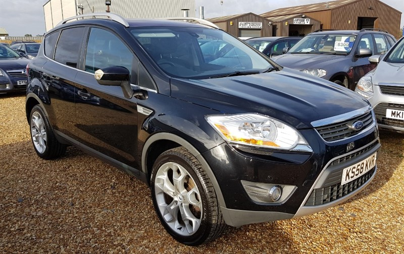 used Ford Kuga TITANIUM TDCI in cambridgeshire