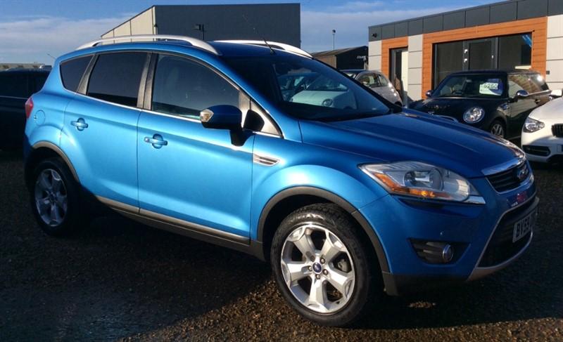 used Ford Kuga TITANIUM TDCI in cambridgeshire