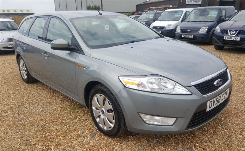 used Ford Mondeo ECONETIC TDCI in cambridgeshire