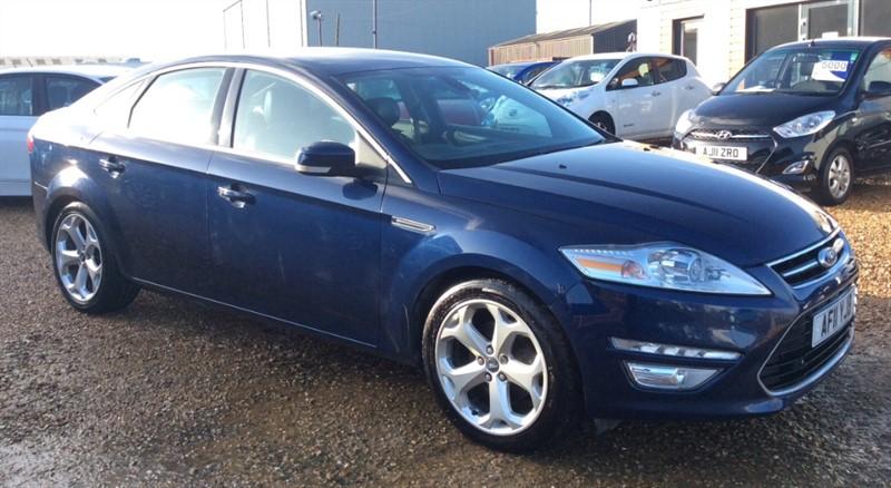used Ford Mondeo TITANIUM X TDCI in cambridgeshire