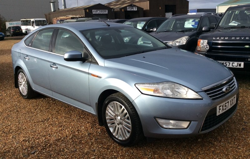 used Ford Mondeo GHIA 130 in cambridgeshire
