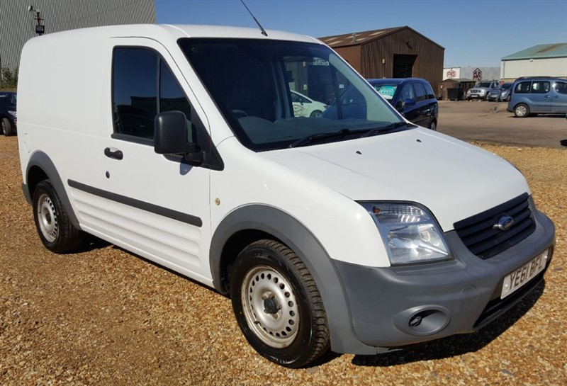 used Ford Transit Connect T200 LR in cambridgeshire