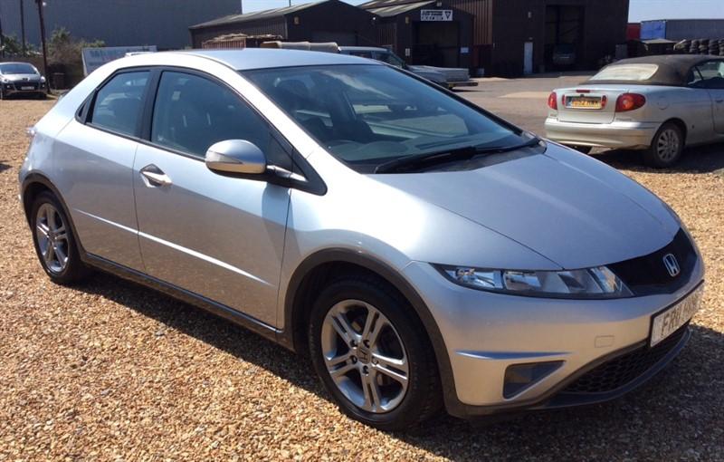 used Honda Civic I-VTEC SE in cambridgeshire