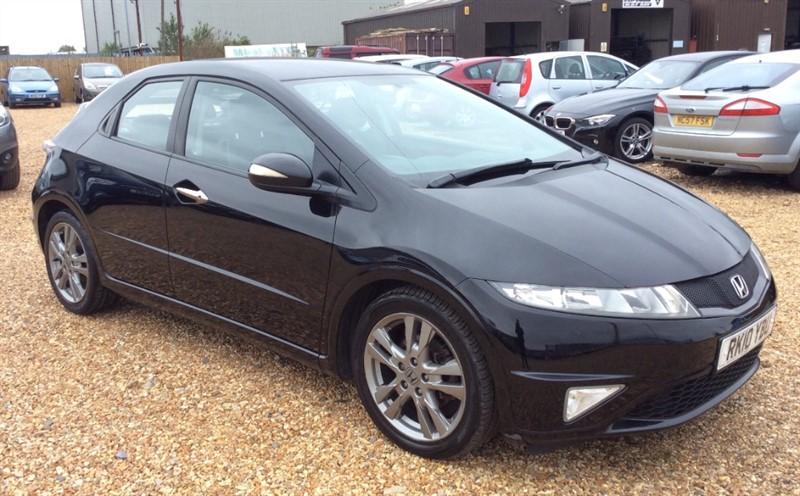 used Honda Civic I-CTDI SI in cambridgeshire