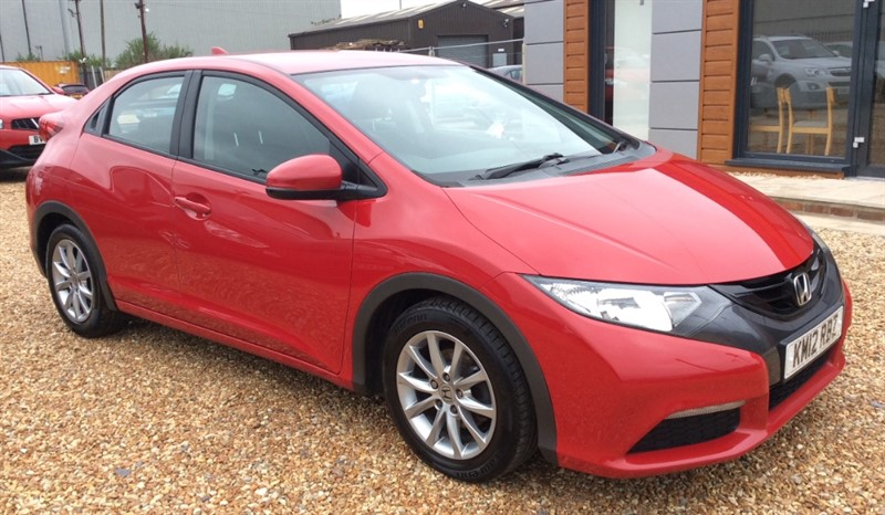 used Honda Civic I-VTEC SE in cambridgeshire
