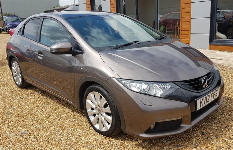 used Honda Civic I-DTEC EX GT in cambridgeshire