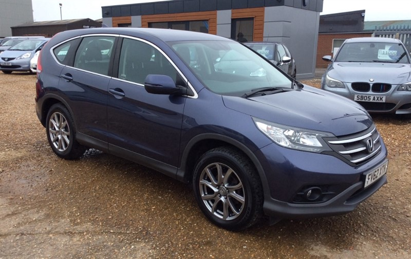 used Honda CR-V I-VTEC SE in cambridgeshire