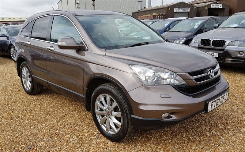 used Honda CR-V I-VTEC ES in cambridgeshire