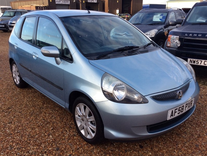 used Honda Jazz DSI SE in cambridgeshire