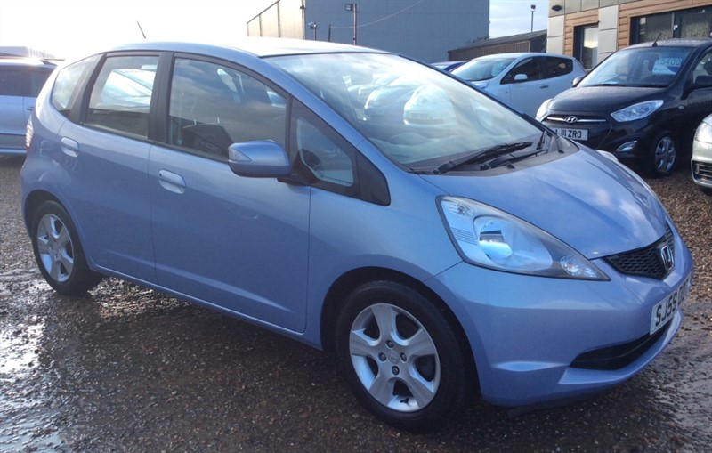 used Honda Jazz I-VTEC ES I-SHIFT in cambridgeshire