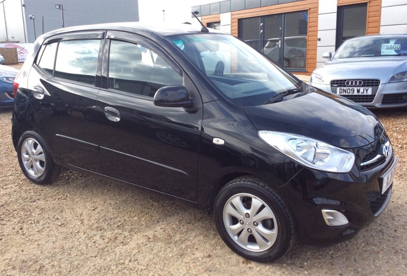 used Hyundai i10 ACTIVE in cambridgeshire