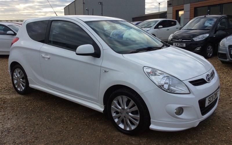 used Hyundai i20 S LIMITED EDITION in cambridgeshire